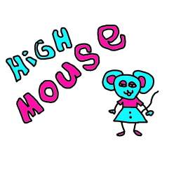 High Mouse lou de buck internetvideoland