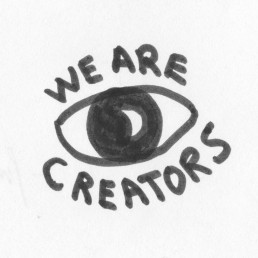 hemptees we are creators wash label